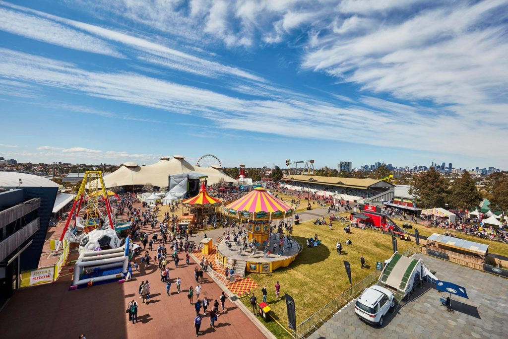 Royal Melbourne Show 2018