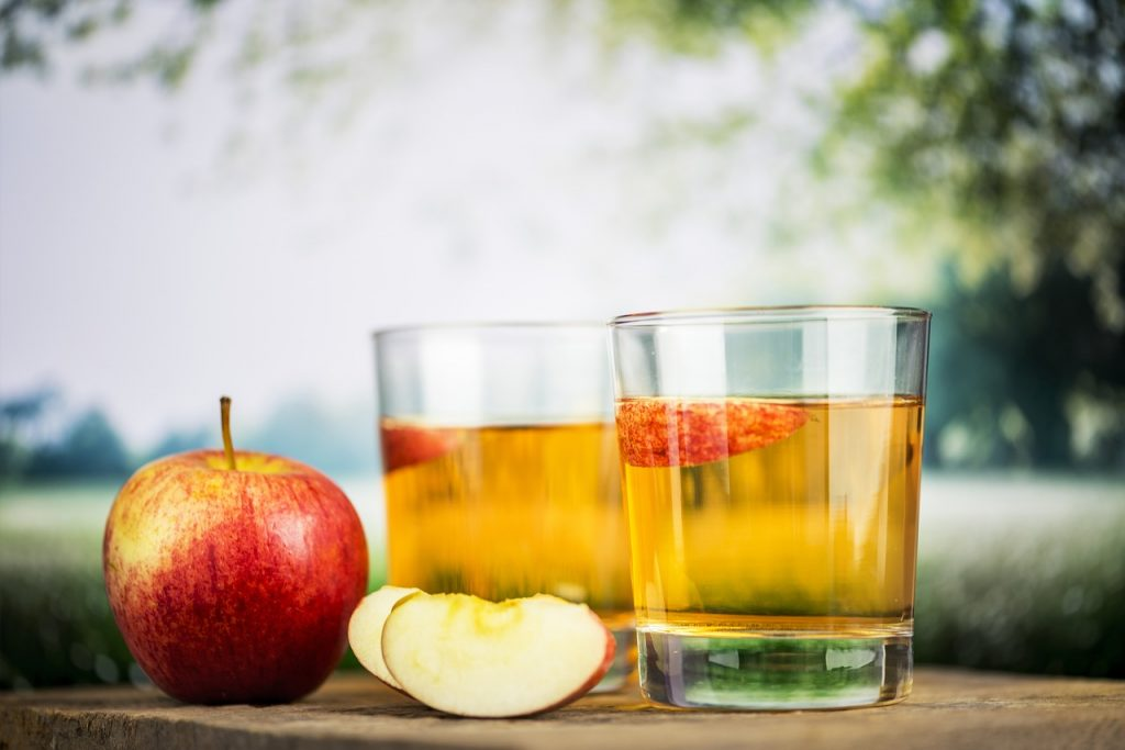 types of apple cider