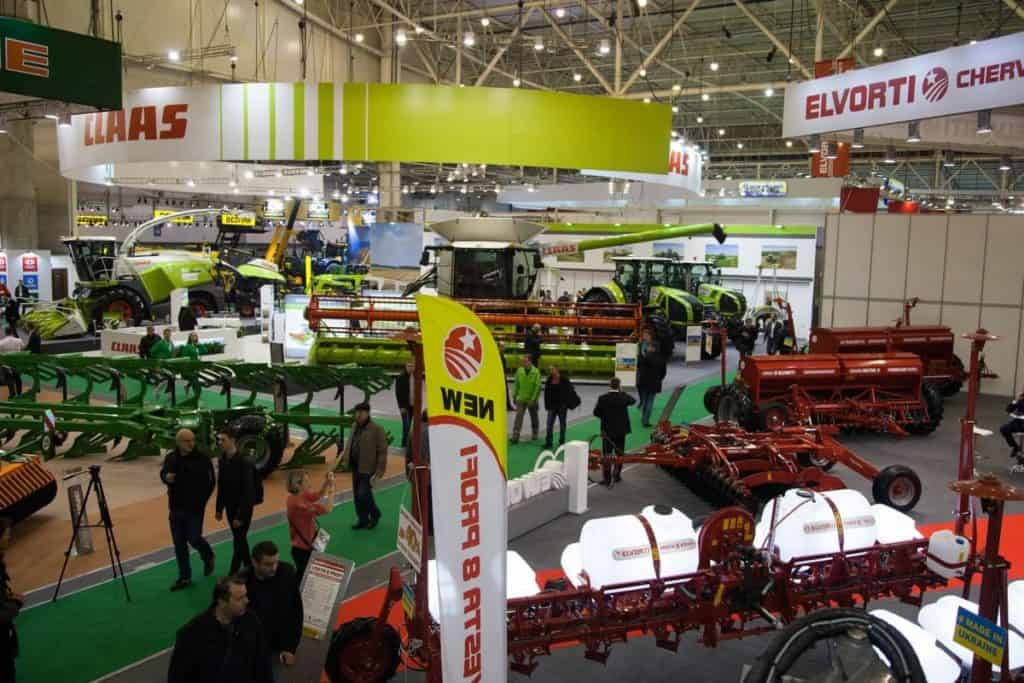 InterAgro 2018 exhibit