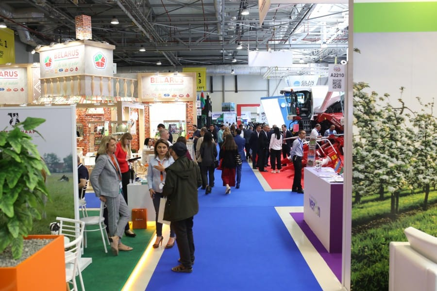 Caspian Agro exhibition