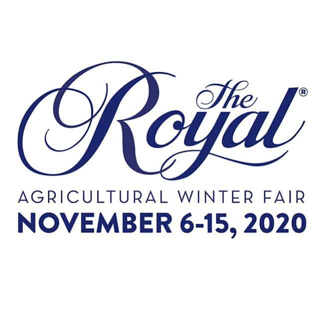 Royal Agricultural Winter Fair 2020