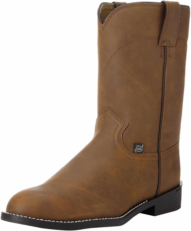 Justin Boots Men's 3001 Farm & Ranch 10″ Boot